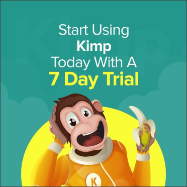 Try Kimp Free For 7 Days