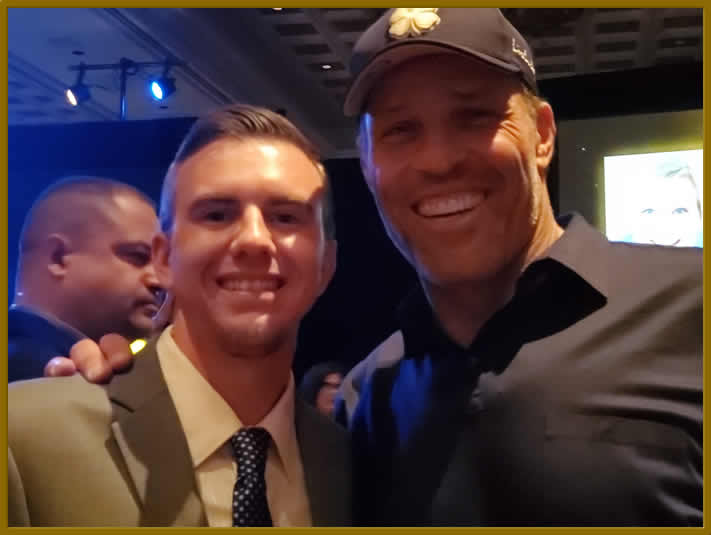 meeting tony robbins